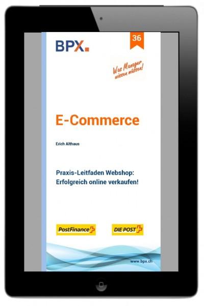 Neues BPX eBook: E-Commerce Praxis-Leitfaden Webshop