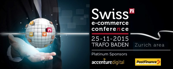 Swiss eCommerce conference. Baden 2015. Moderation Prof. Martina Dalla Vecchia